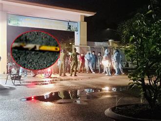 Không được mang thuốc lá vào khu cách ly, nhóm F0 ở Bình Dương cầm dao, đập cửa đe dọa bác sĩ, đòi 'hỏi cho ra chuyện'