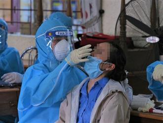 Đà Nẵng: Nữ công nhân bị lở miệng nhiều ngày không khỏi, đi khám phát hiện dương tính COVID-19