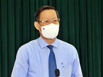 Chủ tịch Phan Văn Mãi: 'Diễn biến dịch bệnh đang có chiều hướng thuận lợi, nhưng đến tháng 11, TP.HCM vẫn chưa thể hoàn toàn bình thường mới'
