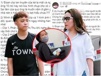 Phía ekip Phi Nhung tung clip Hồ Văn Cường đi lập tài khoản riêng, đính chính 3 điều nhằm 'ba mặt một lời' với 'thế lực' tung tin bịa đặt