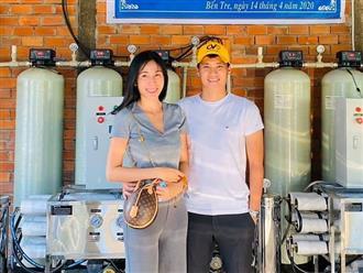 Rầm rộ chuyện Thủy Tiên bị tố ăn chặn 450 triệu với mỗi chiếc máy lọc nước cứu trợ hạn mặn, thực hư ra sao?