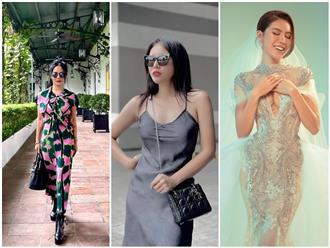 Sao Việt 24h: Bống Hồng Nhung 'ngầu đét', Minh Tú 'o ép' vòng một nóng bỏng, Trương Ngọc Ánh khoe chân dài 'siêu thực' của con gái