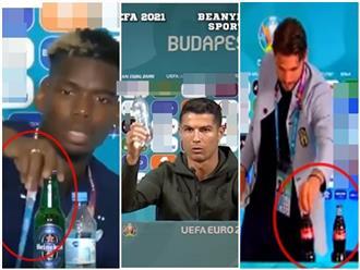 Sau cú 'hất tay 90 nghìn tỷ' của Ronaldo, UEFA sẽ trừng phạt đội nào để cầu thủ 'nối gót' chân sút Bồ Đào Nha