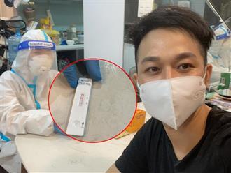 Thêm một nghệ sĩ Việt nhiễm COVID-19: Đi hát ở khu cách ly cả tháng không sao, về nhà lấy thức ăn từ shipper thì phát hiện dương tính