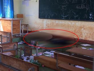 Đắk Lắk: Phát hiện thi thể thiếu nữ 17 tuổi đang phân hủy trong phòng học sau nhiều ngày bỏ nhà đi