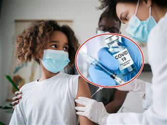 Những đứa trẻ bị nhiễm COVID-19 là 'ổ chứa' tiềm năng cho sự phát triển của biến thể mới và làm lây lan biến thể hiện tại