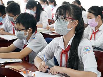 Giám đốc Sở GD-ĐT Hà Nội thông tin về phương án trở lại trường học của học sinh các cấp trên địa bàn