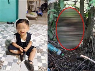 Vụ bé trai 2 tuổi mất tích bí ẩn: Trước khi nhận tin dữ phát hiện thi thể con, gia đình từng tìm được đồ chơi của bé ở lô cao su gần nhà