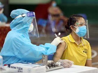 Phó Chủ tịch UBND TP.HCM giải đáp thắc mắc 'có hay không việc xử phạt người dân không tiêm vắc xin COVID-19'