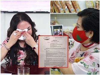 Bất ngờ: Hóa ra, bà Phương Hằng từng 'thách đố' bà Lê Thị Giàu kiện tụng trước khi bị đâm đơn đòi bồi thường 1.000 tỷ