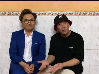 Hot lại clip Trấn Thành nói về chuyện nghệ sĩ làm từ thiện: 'Tiền đó ăn không sống nổi, không ngóc đầu lên được đâu'