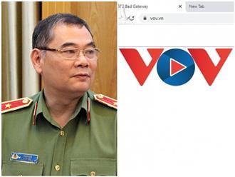 Trung tướng Tô Ân Xô: 'Các đối tượng huy động cả đạo quân, tấn công VOV từ nước ngoài'
