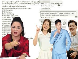 Trường Giang, Sam, ST Sơn Thạch bất ngờ thành 'cơm thêm', bị bà chủ Đại Nam réo 'bổ sung' trong ồn ào từ thiện chỉ vì một lý do
