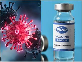 Hiệu quả của vaccine Pfizer giảm còn 48% sau 6 tháng, chuyên gia khẳng định: 'Sự sụt giảm do hiệu quả giảm dần chứ không phải do các biến thể dễ lây lan hơn'