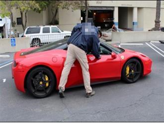 Người đàn ông gốc Việt vay tiền cứu trợ COVID-19 sắm siêu xe hơn 2 tỷ để ăn chơi hưởng thụ xa hoa cùng bạn bè