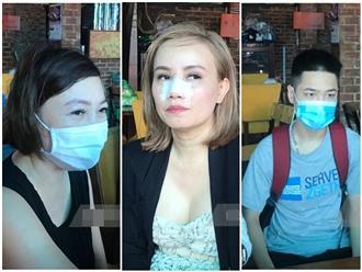 Vụ diễn viên Hoàng Yến bị chồng cũ hành hung: Chủ quán và nam thanh niên can ngăn hé lộ nhiều tình tiết mới