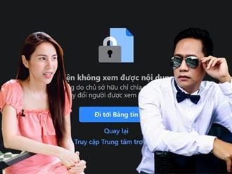 Vừa mất tài khoản Facebook được ít hôm, Duy Mạnh bất ngờ 'tái xuất' bình luận 'dạo', tố Thủy Tiên là 'thế lực' đánh sập Fanpage, thực hư ra sao?
