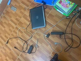 Đang học trực tuyến, bé trai 10 tuổi ở Hà Nội cắm vật nhọn vào ổ điện dẫn đến tử vong tại chỗ
