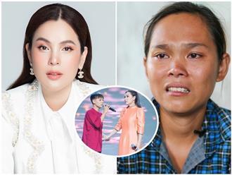 Hoa hậu Phương Lê: 'Hồ Văn Cường là một tài năng, 5 năm nếu không có được 5 tỷ thì lỗi của Phi Nhung'
