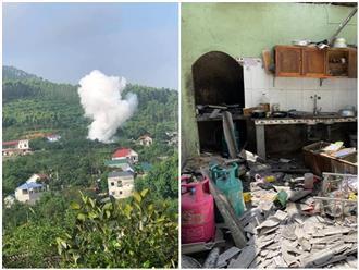 Yên Bái: Nam thanh niên tử vong sau tiếng nổ lớn ở nhà mẹ vợ, thi thể biến dạng, khói bay trắng trời