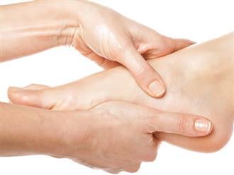 Khi bị tế bào ung thư tấn công, cơ thể thường phát đi 3 TÍN HIỆU này ở chân