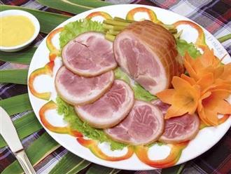 3 loại thực phẩm dễ gây ung thư, dù luộc chín bao nhiêu lần cũng không hết độc tố