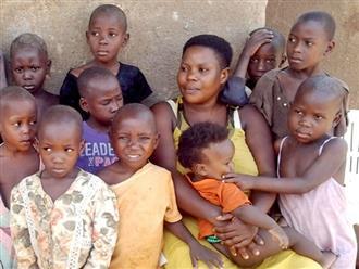 36 tuổi sinh 44 đứa con, người phụ nữ khiến chồng hoảng sợ vì mang thai quá dễ dàng