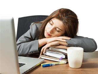 Ngủ trưa có lợi cho sức khỏe, nhưng cần tránh ba điều CẤM KỴ này