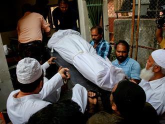 Bàng hoàng trước thảm kịch một người thợ may giết chết 5 người thân trong gia đình sau đó treo cổ tự sát
