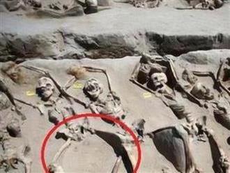 Bí ẩn về những xác chết có đôi chân bị tách rời của các phi tần bị chôn bồi táng trong các ngôi mộ cổ