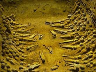 Bí ẩn về thi thể 46 thiếu nữ khỏa thân trong ngôi mộ cổ hơn 2000 năm tuổi