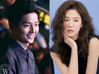 Bị anh em cùng công ty coi thường, Song Joong Ki 'khó sống' trong showbiz Hàn?
