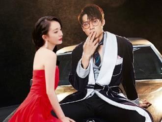 'Người tình tin đồn' liên tục nhìn lén Dương Mịch, fan tổ chức tìm chồng cho thần tượng