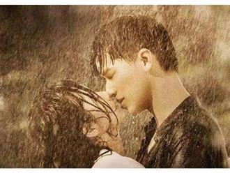 Bỏng mắt với màn hôn dưới mưa 90 giây của Đàm Tùng Vận và Hứa Ngụy Châu