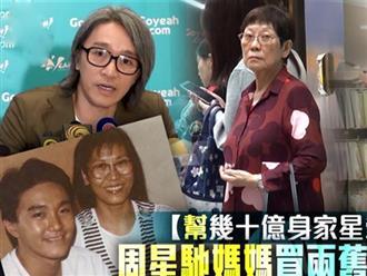 Châu Tinh Trì bị lên án vì keo kiệt với mẹ ruột dù sở hữu khối tài sản khổng lồ