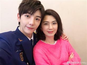 Con trai Hồng Hân gửi lời nhắn nhủ đến mẹ sau bê bối ngoại tình của Trương Đan Phong