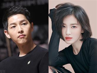 Cộng đồng mạng tìm được bằng chứng Song Hye Kyo luôn quan tâm đến Song Joong Ki dù đã ly hôn