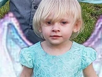 Dãn man: Người đàn ông đánh chết con gái 2 tuổi của bạn gái chỉ vì nạn nhân đi nhầm giày