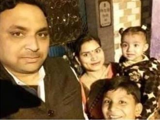 Đau lòng: Không có tiền trang trải cuộc sống, cặp vợ chồng Ấn Độ treo cổ tự tử cùng 2 con giữa đại dịch COVID-19