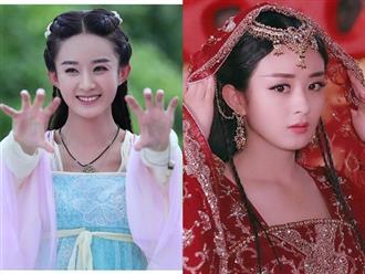 Điểm danh 5 bộ phim cổ trang làm nên tên tuổi của nữ diễn viên Triệu Lệ Dĩnh