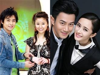 Những cặp đôi 'tình sâu duyên mỏng' của làng giải trí Hoa ngữ