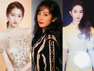 Điểm danh những sao nữ Hoa ngữ sở hữu nhan sắc hơn người từ tấm bé