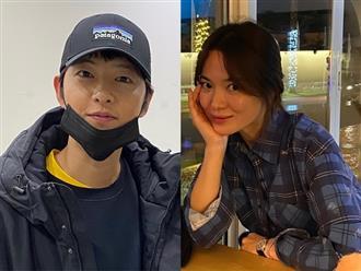 Động thái mới của Song Hye Kyo và Song Joong Ki trong những ngày cuối năm