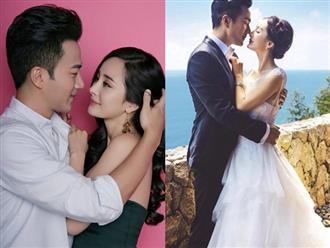 Trước khi ly hôn, Dương Mịch - Lưu Khải Uy đã có những phút giây siêu lãng mạn thế này đây