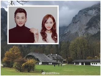 Phong cảnh tuyệt vời của nơi được Đường Yên – La Tấn chọn làm đám cưới