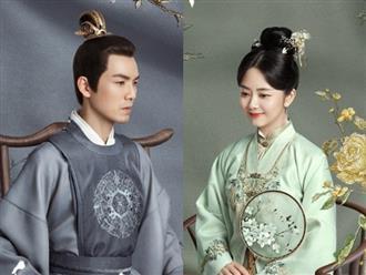 Fan hâm mộ đổ gục trước tạo hình cổ trang của Chung Hán Lương và Đàm Tùng Vận trong phim mới