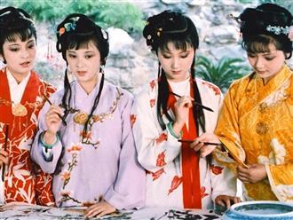 'Giả Bảo Ngọc' Âu Dương Phấn Cường chia sẻ những hình ảnh quý giá của Hồng Lâu Mộng 1987