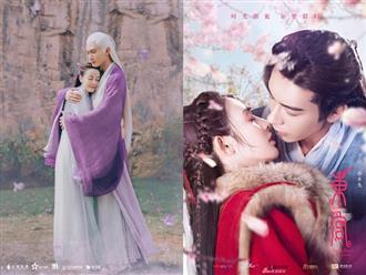 Hàng loạt phim truyền hình Hoa ngữ 'thả thính' fan hâm mộ vào đúng ngày Lễ tình nhân