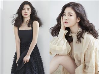 Hậu ly hôn, hành động bất ngờ của Song Hye Kyo nhận được sự ủng hộ nhiệt tình của fan hâm mộ
