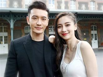Hé lộ nguyên nhân khiến Huỳnh Hiểu Minh – Angela Baby dù đã ly hôn vẫn không thể công khai